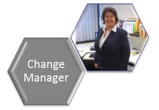 Jan Marshall Change Manager